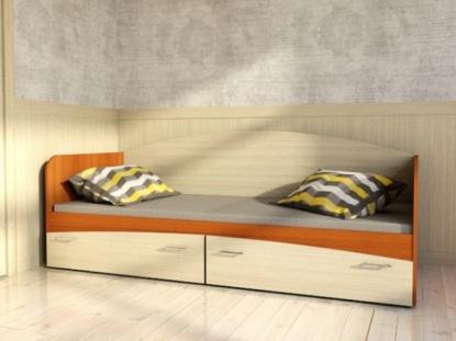 """Детская кровать с ящиками """"КР-1"""""""