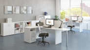 "Мебель для персонала ""Trend"" (белый)"
