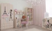 """Модульная детская мебель """"Париж"""" вар.3"""