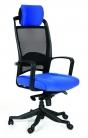 """Кресло для руководителя """"Chairman 283"""" синий"""