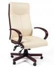"Кресло для руководителя ""Chairman 411"" бежевый"