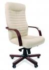 """Кресло для руководителя """"Chairman 480 WD"""" бежевый"""