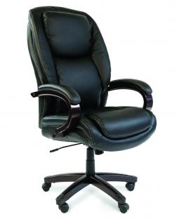 """Кресло руководителя """"Chairman 408"""" черный"""