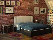 """Кровать """"Boston"""" с подъемным механизмом"""