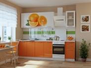 """Кухонный гарнитур """"Апельсин"""" 2000 мм"""
