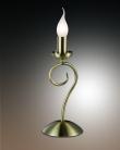 Настольный светильник Odeon light 1297/1T бронза Sandia