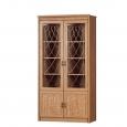 "Шкаф для книг ""Лючия"" №184 (дуб ридинг)"